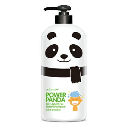 【快潔適SDC】貓熊嬰兒洗髮露(650ml)