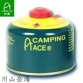 [ CAMPING ACE 野樂 ] 高山寒地異丁烷瓦斯罐(高山瓦斯)230g / ARC-9121