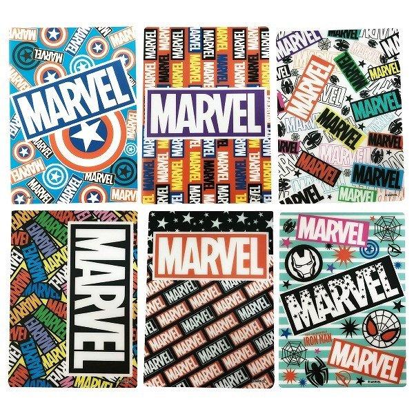 大賀屋 日貨 MARVEL 墊板 滑鼠墊 墊子 寫字墊 寫字板 板子 文具 漫威 迪士尼 正版 J00015928