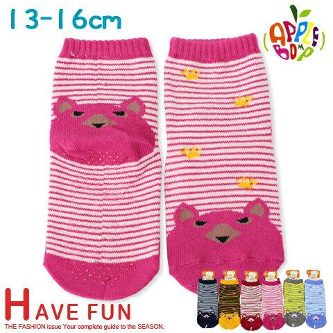 止滑童襪水瀨款直版襪台灣製本之豐