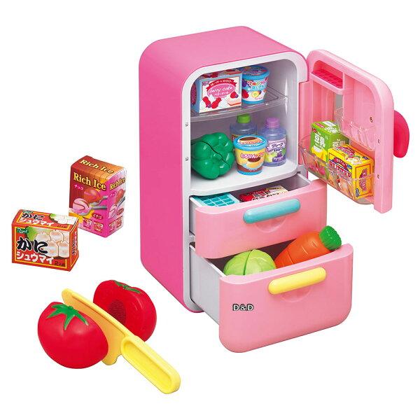 《日本Toyroyal樂雅》生活小達人-冰箱組