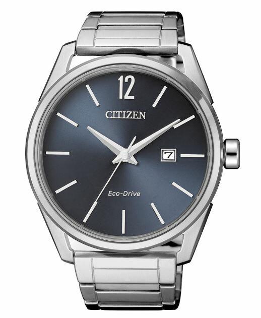 CITIZEN星辰錶 BM7411-83H 光動能沉穩品味都會腕錶/黑面42mm