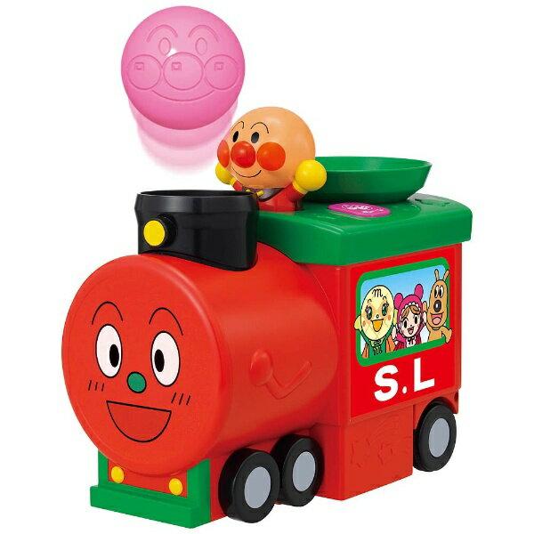 《 麵包超人 》ANP火車頭彈球玩具 東喬精品百貨