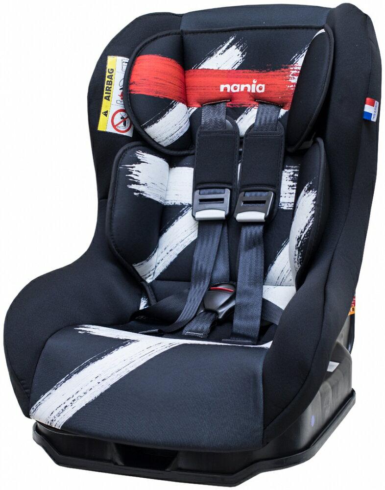 【淘氣寶寶】法國 法國 納尼亞0-4歲安全汽座-筆刷紅 FB00393