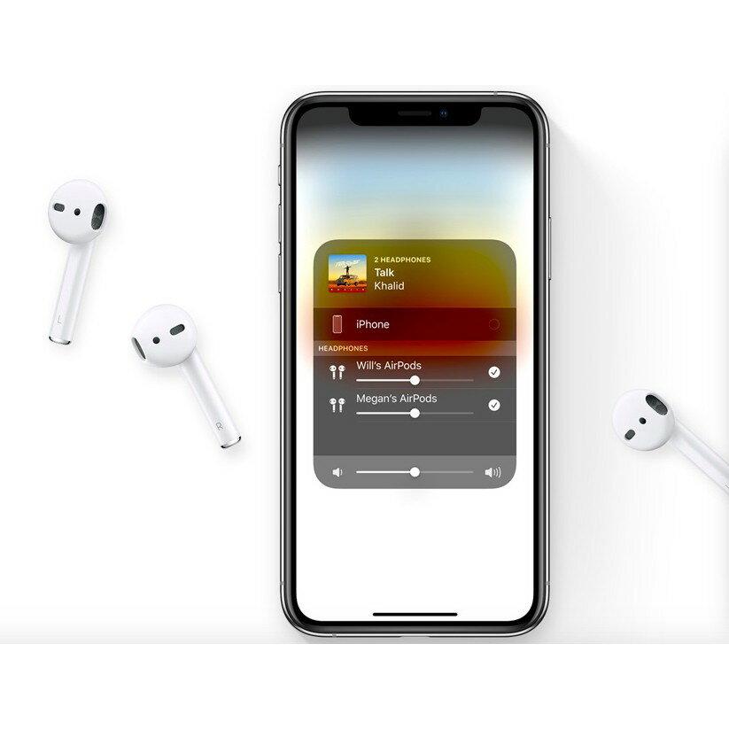 Apple AirPods全新未拆 藍芽無線耳機 第二代有線充電盒 加購正版保護殼有優惠 原廠藍牙耳機 台灣公司貨《維克精選》 4