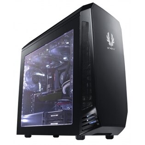 BitFenix火鳥宙斯之盾MicroATX電腦機殼(黑)電腦機殼PC機殼電競機殼電腦機箱【迪特軍】