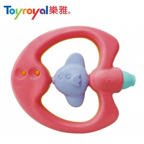 【安琪兒】日本【ToyRoyal 樂雅】動物森林系列-轉轉樂吹笛(8m+)