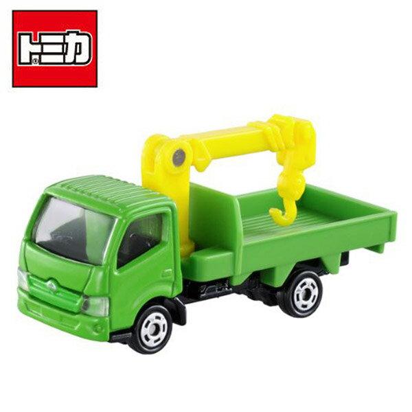 【日本正版】TOMICANO.37日野拖吊車HINO玩具車多美小汽車-392668