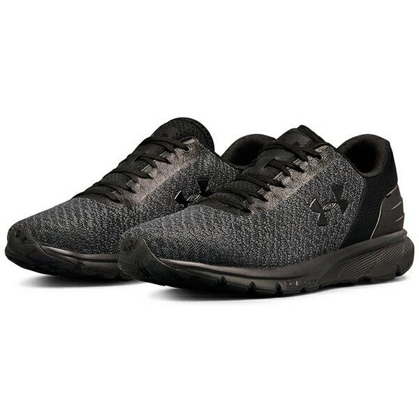 《下殺69折》Shoestw【3020333-003】UNDER ARMOUR UA 慢跑鞋 Charged Escape 2 全黑 碳黑 男生 2