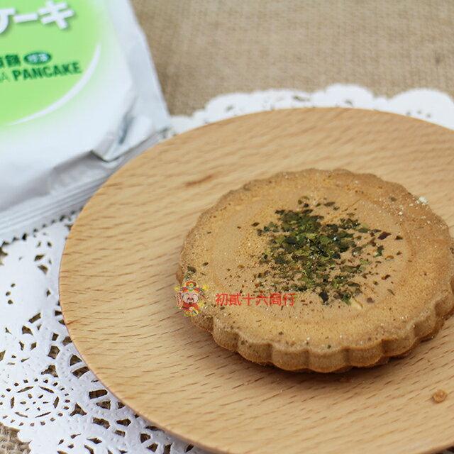【0216零食會社】盛香珍-綠藻煎餅