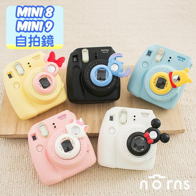 NORNS mini7s/mini8 mini9 迪士尼 自拍鏡 近拍鏡 拍立得相機 米奇 米妮 維尼 史迪奇 瑪麗貓