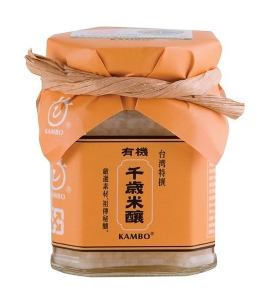 即期良品 甘寶 桃米泉 有機千歲米釀 220g/罐 ~惜福品~