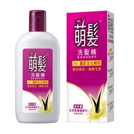 萌髮566 洗髮精 柔順滋潤型 400g/瓶◆德瑞健康家◆