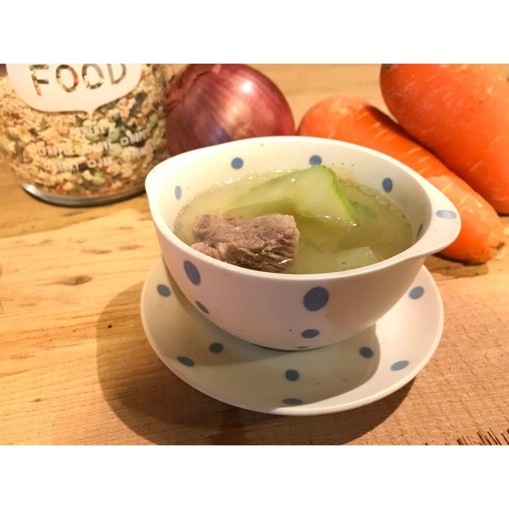 小糖瓷⎥日本製 雙耳陶味點點碗碟組 0