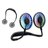 掛脖風扇 頸掛風扇【戴口罩必備】雙頭風扇 口罩神器 電風扇 掛脖風扇 頸掛式風扇 隨身風扇 雙頭風扇 懶人風扇 充電風扇 顏色隨機 1