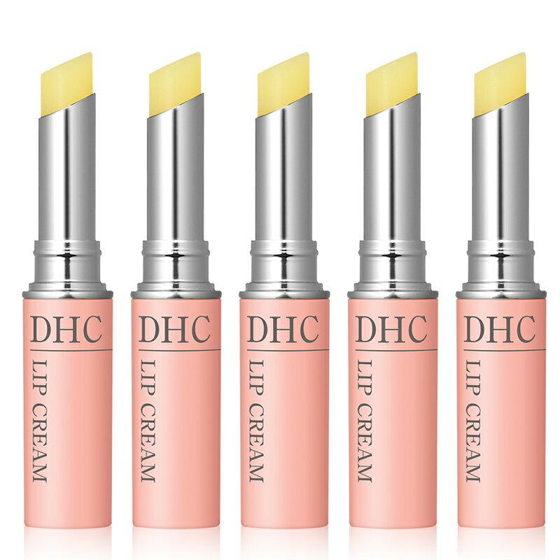 【超值五入組】DHC 經典橄欖油護唇膏 1.5g 日本代購 日本連線 Lip Cream 日韓小潼 【購物滿199,全家取貨免運】 2