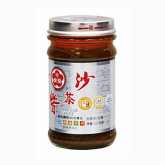 牛頭牌 沙茶醬(玻璃罐) 127g