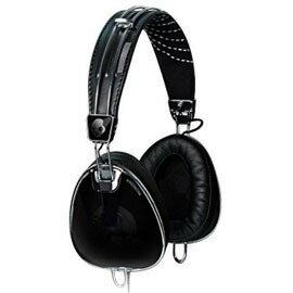 志達電子 S6AVFM-156 黑銀 美國 Skullcandy Aviator 可換線式 飛行員耳罩式耳機 for iPhone ipod Apple