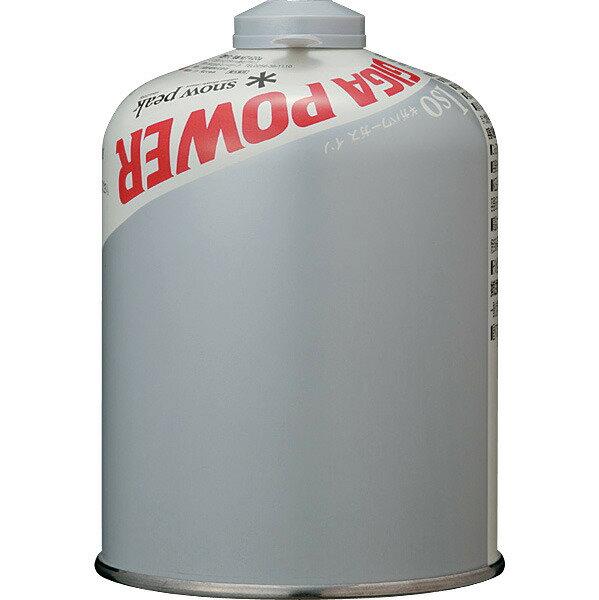 Snow peak GigaPower Gas GP-500S 高山用瓦斯罐 銀罐