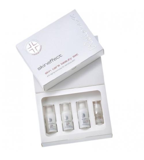全館出清 全面特價 賣完為止 Skineffect  護膚美容套裝組 Skin Care Beauty Set 4er 0