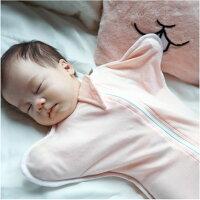 婦嬰用品-嬰兒用品推薦蝴蝶形包巾 新生兒安撫睡袋防驚嚇 育兒神器 哄睡懶人包巾 90052(好窩生活節)。就在baby童衣婦嬰用品-嬰兒用品推薦