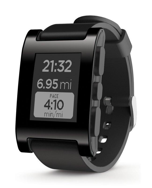 ㊣胡蜂正品㊣ Pebble Watch智慧 手錶 kickstarter 電子顯示 And