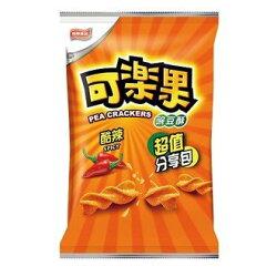 聯華 可樂果 豌豆酥-酷辣 240g