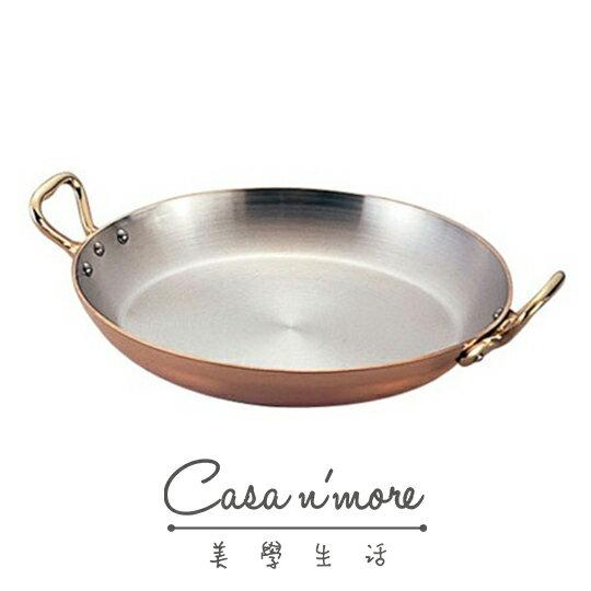 Mauviel M'Heritage銅鍋 青銅把手 雙耳 平底鍋 20cm 0