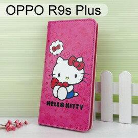 HelloKitty彩繪皮套[可愛]OPPOR9sPlus(6吋)【三麗鷗正版】