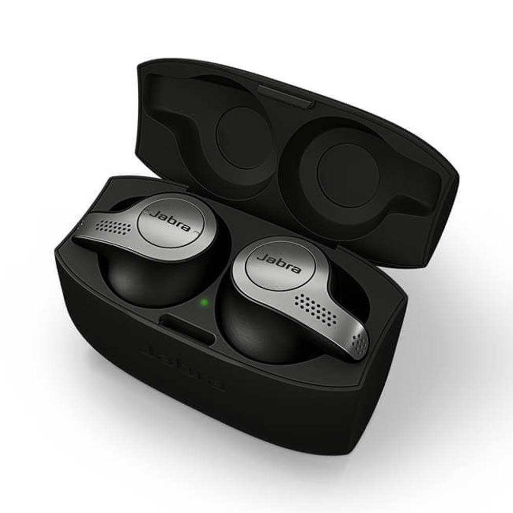 志達電子 Elite 65T 美國Jabra 真無線藍牙耳機 藍牙5.0/四麥克風降噪/2年保固 現貨