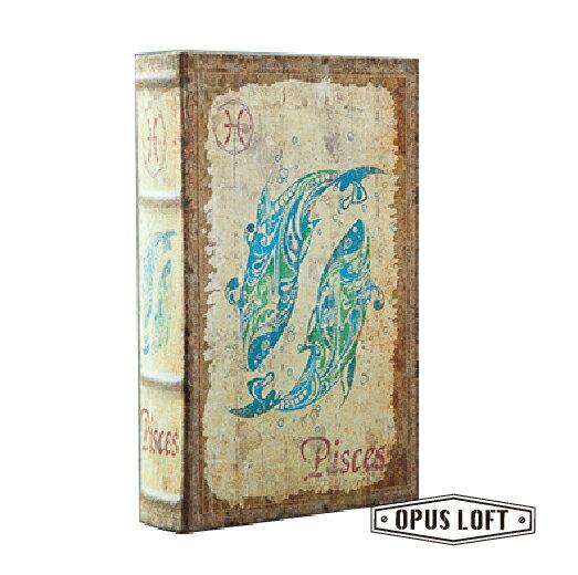 純真年代Opus Loft:小帆布裝飾書盒