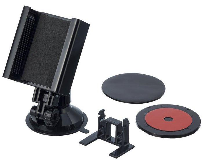 權世界@汽車用品 日本 SEIKO 吸盤式 3D可動 車用 手機架 行動電話架 車架 支架 EC-135