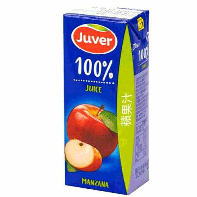 [COSCO代購] C105918 Juver 蘋果汁 200毫升 X 30入