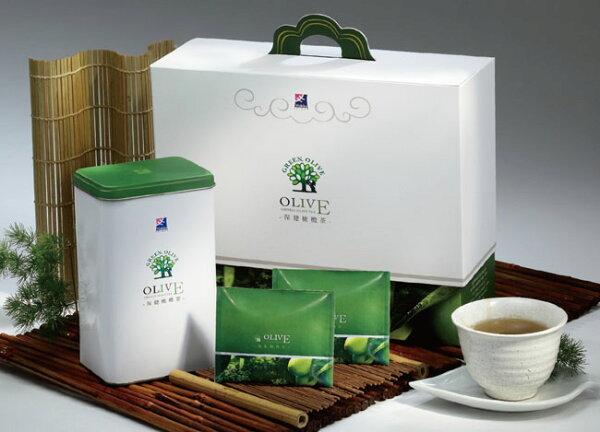 好客HAOKE:【台灣橄欖生技】橄欖茶禮盒(共兩盒)_E0029