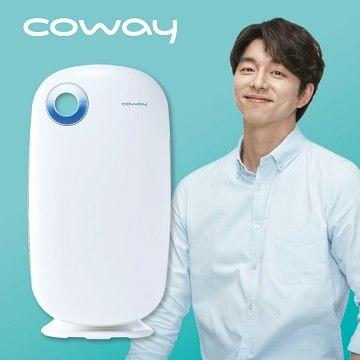 星光價~送原廠活性碳濾網2片【Coway】加護型空氣清淨機 AP-1009CH 加護抗敏型 韓國製