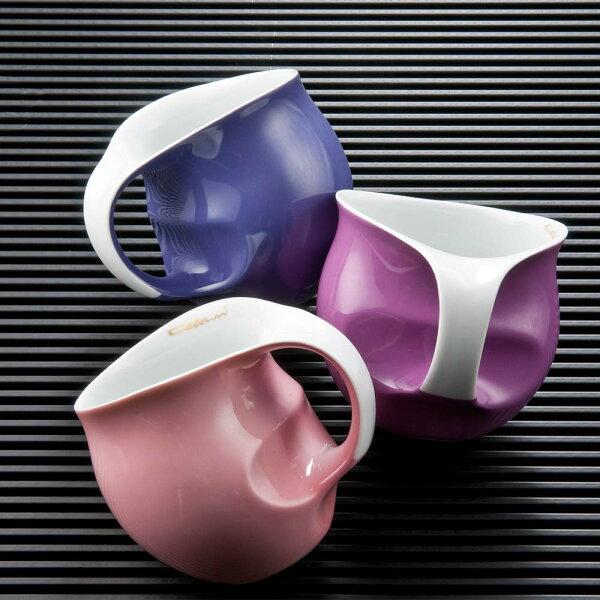 德國WeimarColani造型彩杯系列-280ml馬克杯