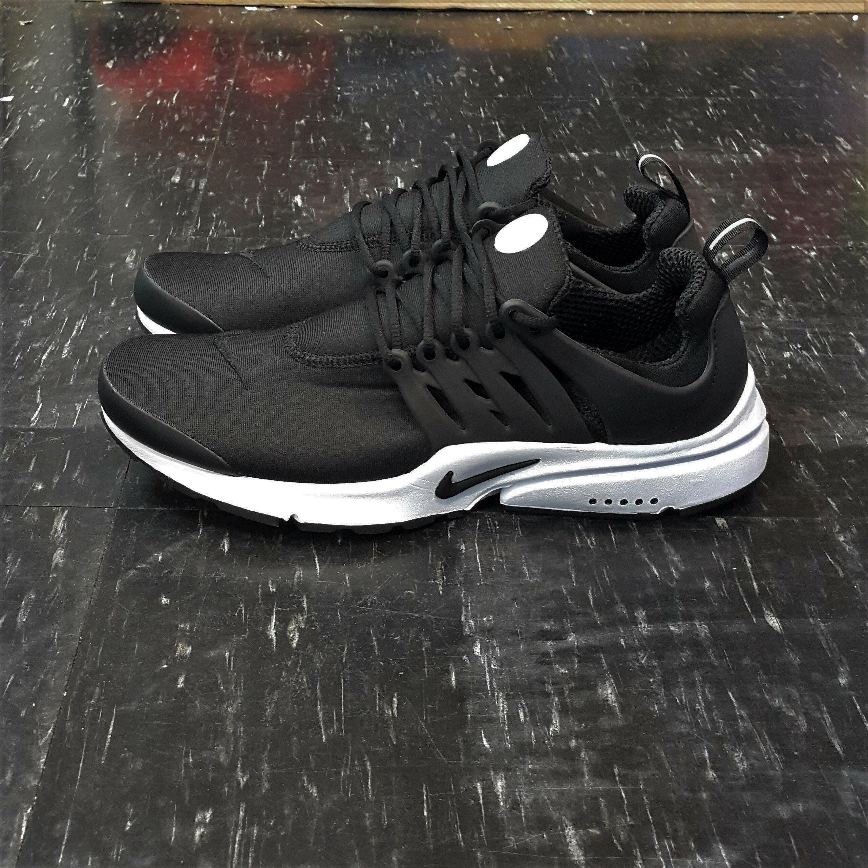NIKE AIR PRESTO ESSENTIAL 黑色 黑白 魚骨鞋 復古 慢跑鞋 848187-009