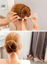 ★超葳★海綿寶寶 盤髮器 包子頭 包頭 髮飾 髮圈 甜甜圈