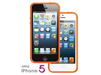 *╯新風尚潮流╭*JetArt捷藝APPLE iPhone 5專用手機邊框 iPal 智慧型手機保護邊框 SAA01