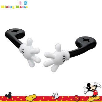 大田倉 日本進口正版迪士尼 Disney 米奇 車用掛勾 2入 生活用品 造型掛勾 汽車精品 442886
