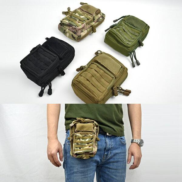 戰術腰包 軍事迷必備隨身小包【NZD43】