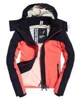 Superdry極度乾燥-女外套推薦到10月秋季購物節↘ ↘全店滿4000再折200!Superdry 極度乾燥 Pacific Arctic Pop Zip SD-Windcheater 連帽防風夾克就在SIMPLE推薦Superdry極度乾燥-女外套