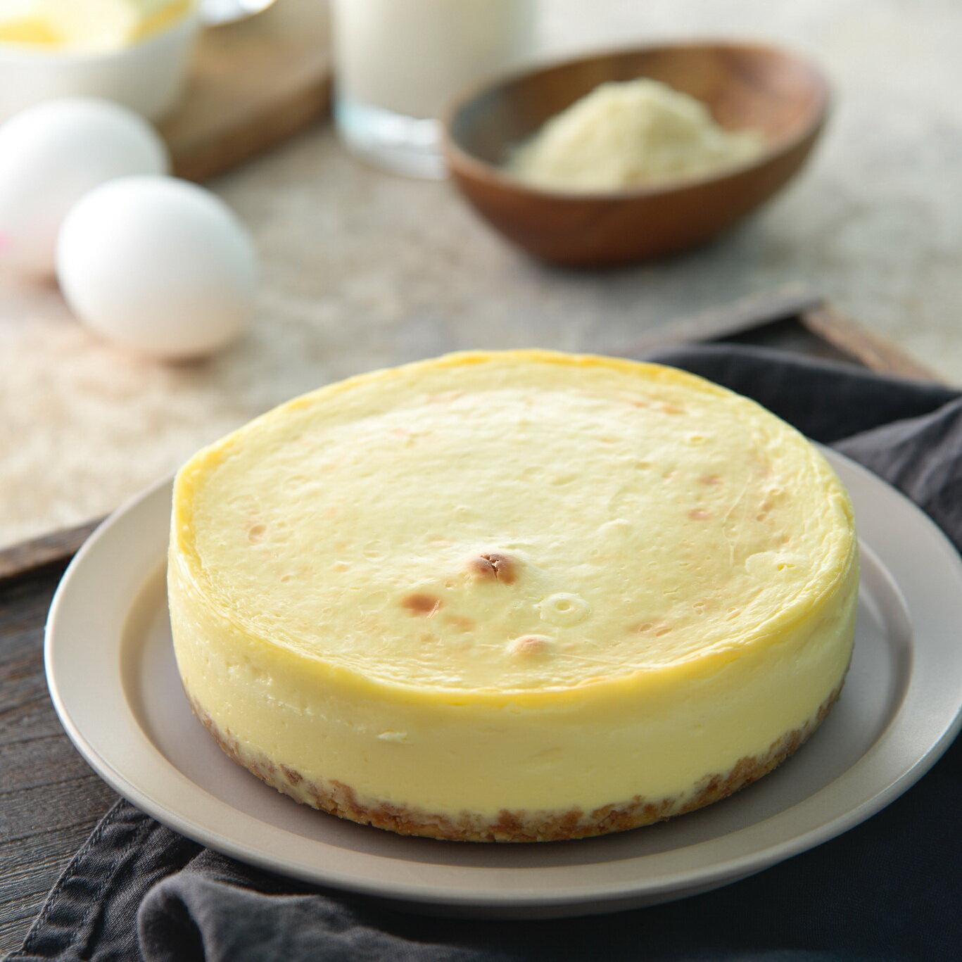 6吋 紐約重乳酪【點 甜點 SweetFarm】乳酪蛋糕  起士蛋糕 生日蛋糕 彌月蛋糕