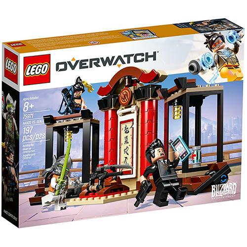 樂高LEGO 75971 SPEED CHAMPIONS 系列 - Hanzo vs. Genji - 限時優惠好康折扣
