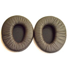 志達電子 HP-95-110 一對二入 直徑9.5 X 11CM 耳罩 耳棉 皮罩 適用 MDR-Z600 MDR-V600 MDR-V900 MDR-7509HD