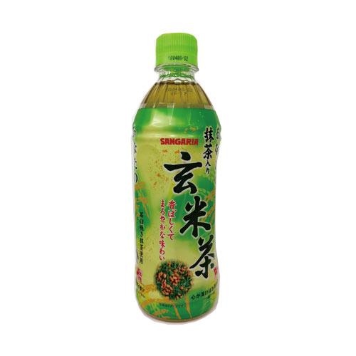 <br/><br/>  SANGARIA玄米茶500ml【愛買】<br/><br/>