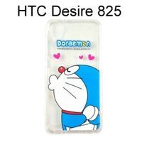 小叮噹週邊商品推薦哆啦A夢空壓氣墊軟殼 [嘟嘴] Desire 825 / Desire 10 Lifestyle 小叮噹【正版授權】