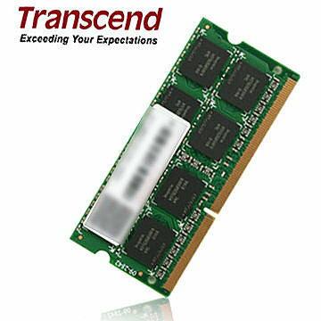 【新風尚潮流】創見筆記型 2G DDR2-667 公司貨 終身保固 TS256MSQ64V6U
