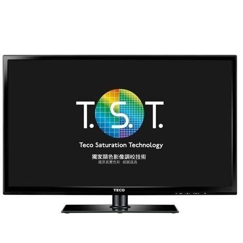 免運費 TECO 東元 42吋 LED液晶顯示器+視訊盒 液晶電視 TL4280TRE / TS1301TRA