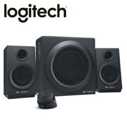 [富廉網] 羅技 Logitech Z333 強勁音箱系統